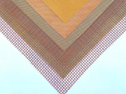 铜丝网(屏蔽网)